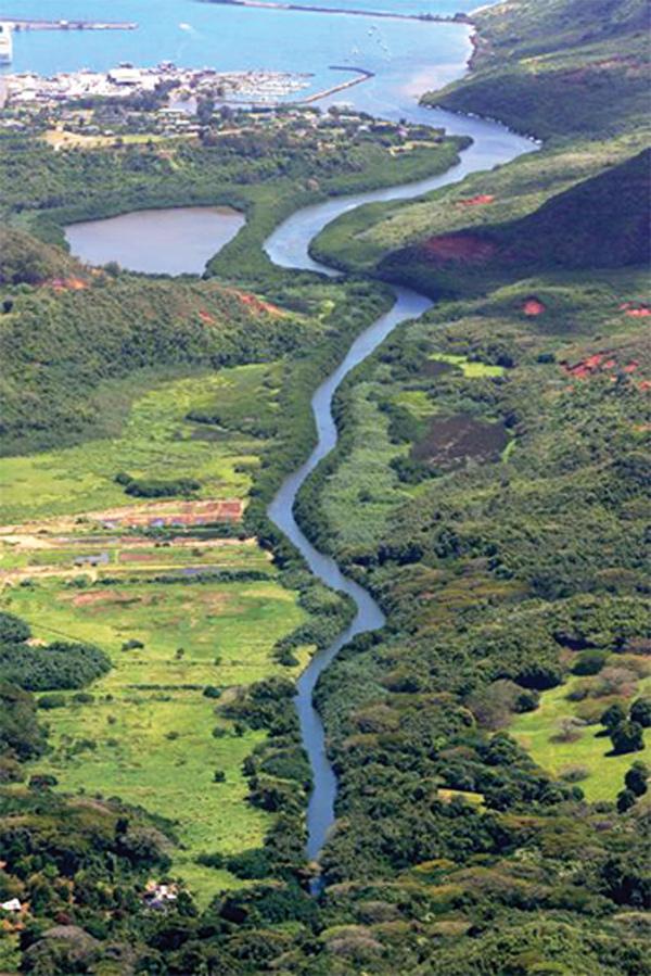 Outfitters Kauai - Hidden Valley Falls Kayak & Hike