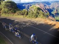 Waimea Canyon Bicycle Downhill Outfitters Kauai